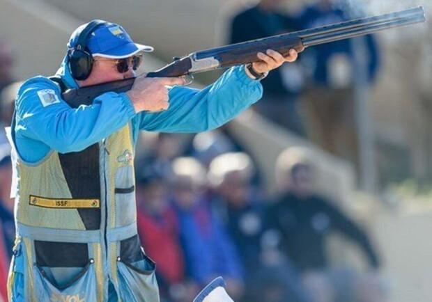 Украинец Николай Мильчев взял «Золото» на этапе кубка мира по стендовой стрельбе