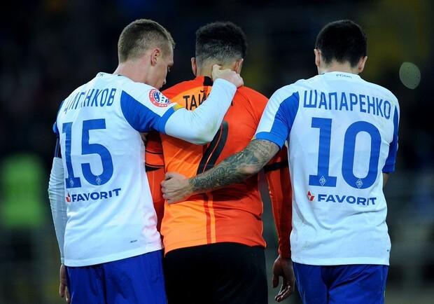 Украина идет дальше: «Динамо» и «Шахтер» вышли в  1/8 финала ЛЕ