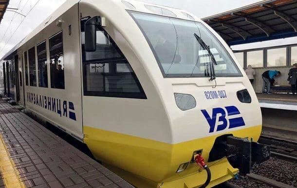Первый поезд City Express в Киеве вскоре тронется в направлении Бучи