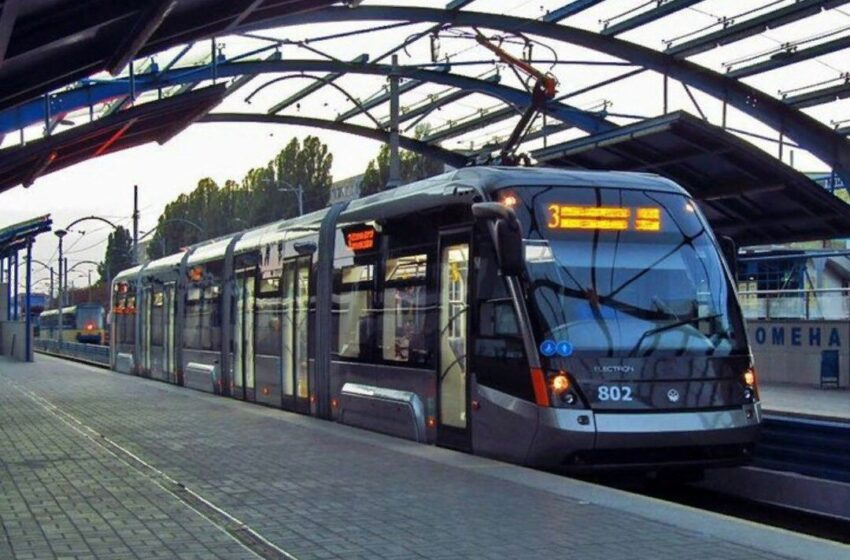 Борщагівська лінія швидкісного трамвая в столиці буде продовжена до центру. Проект підрядника і світового банку