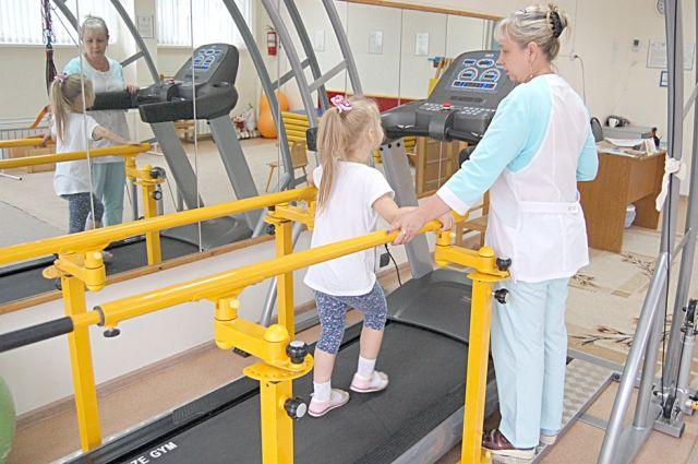 Реабилитационный центр для детей-инвалидов построят в подольском районе.